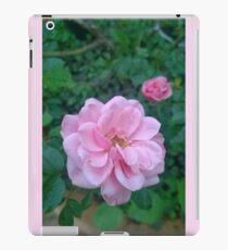 Schön in pink iPad-Hülle & Klebefolie
