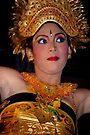 Balinese Dancer 4 by Werner Padarin