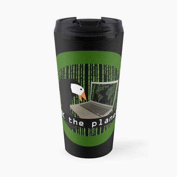 Honk the Planet! Travel Mug