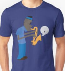 Jazz Man Unisex T-Shirt