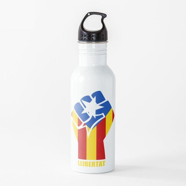 Llibertat (libertad) Botella de agua