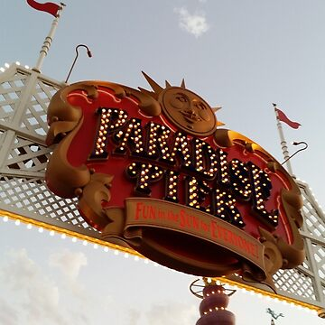 Paradise Pier-Fun in the Sun for Everyone by jay03042011