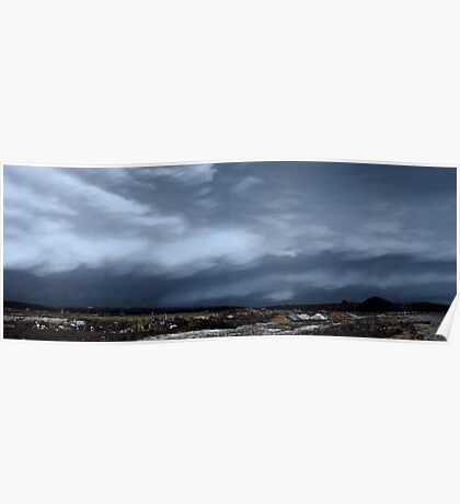 Severe Storm Cell  Poster