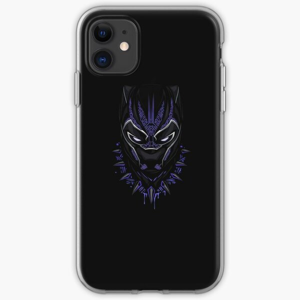 Panther iPhone Soft Case
