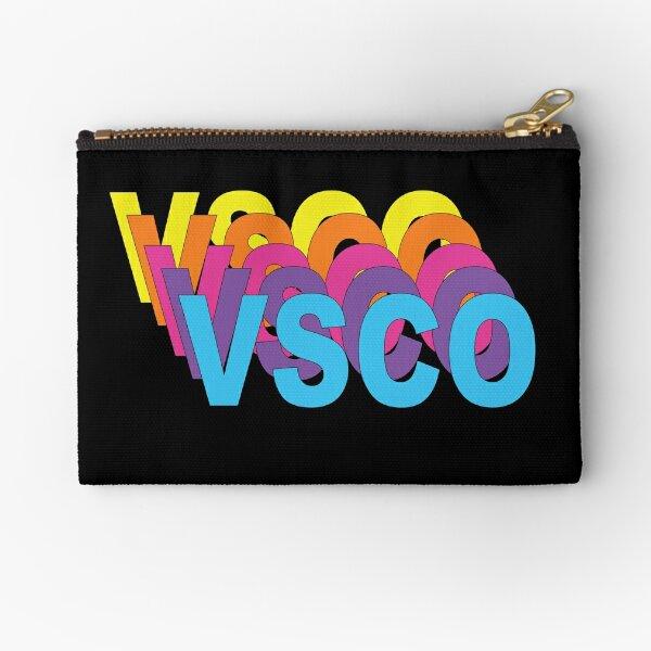 VSCO Girl Zipper Pouch