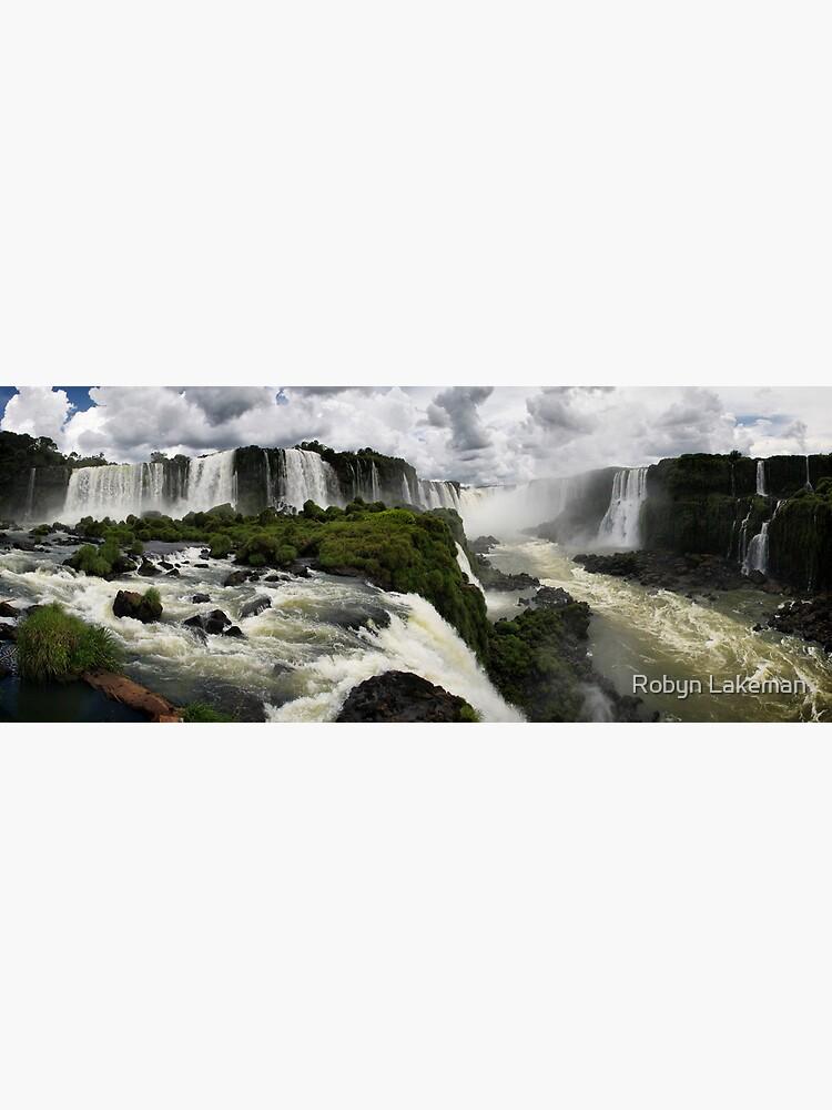 Iguazu Falls by Rivergirl