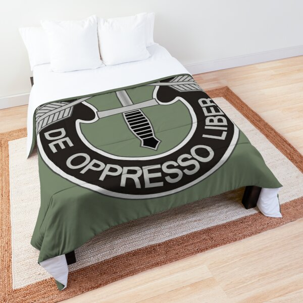 Special Forces - insignia (United States Army) Comforter
