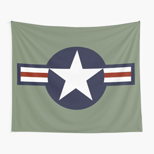 United States Air Force - Roundel Tapestry
