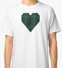 00300 Armagh County District Tartan  Classic T-Shirt