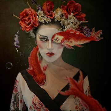 Fish Eye by trinischultz