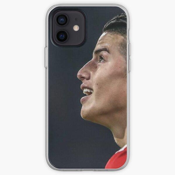 James Rodriguez iPhone Soft Case