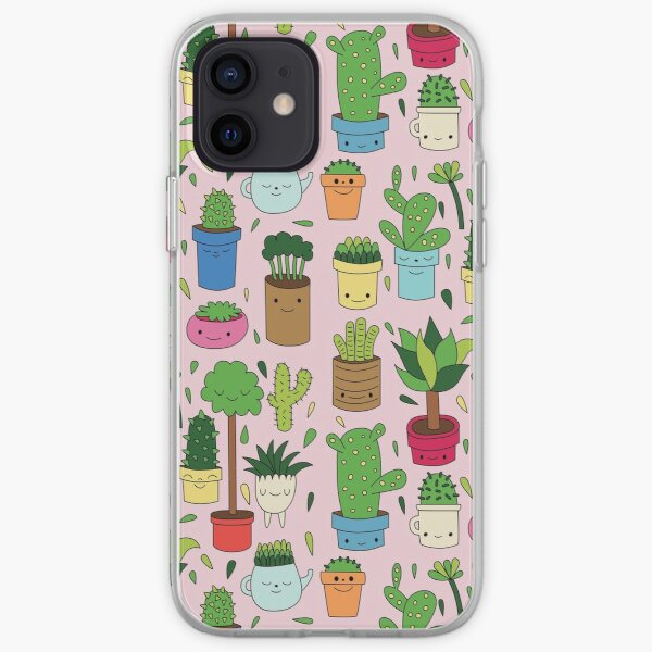 Patio by Elebea iPhone Soft Case