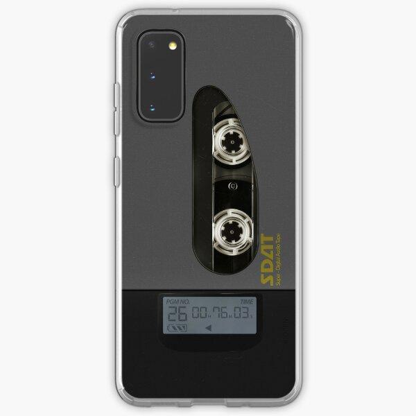 Shinji's SDAT Player (Galaxy Ver.) Samsung Galaxy Soft Case