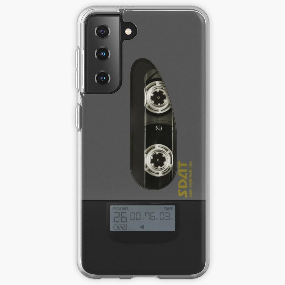 Shinji's SDAT Player (Galaxy Ver.) Case & Skin for Samsung Galaxy