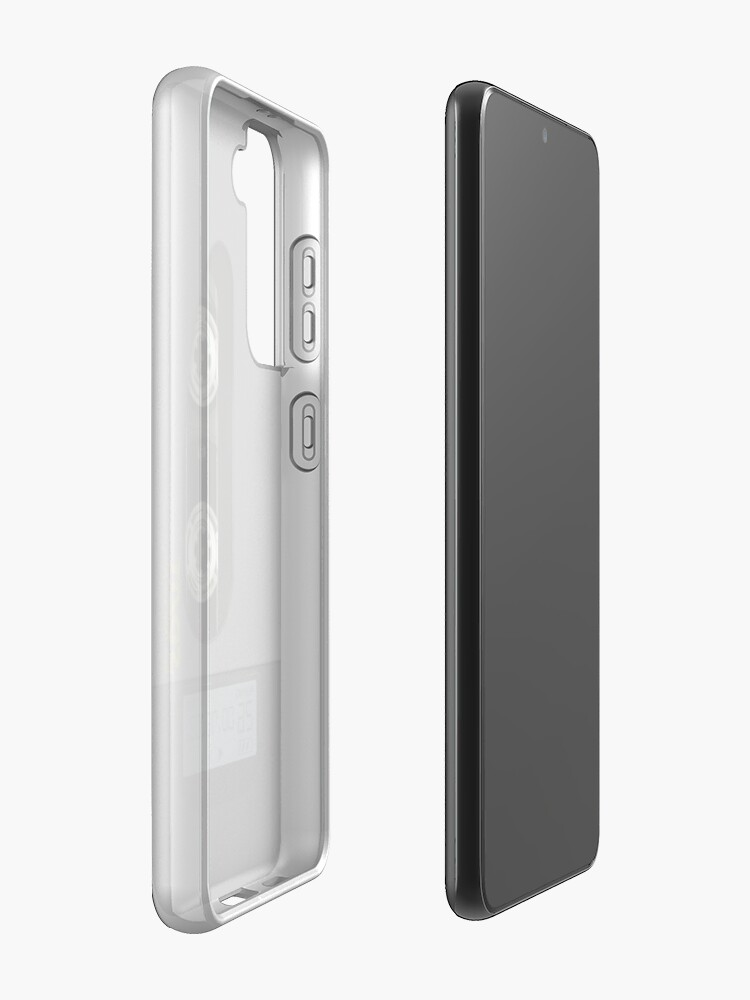 Alternate view of Shinji's SDAT Player (Galaxy Ver.) Case & Skin for Samsung Galaxy