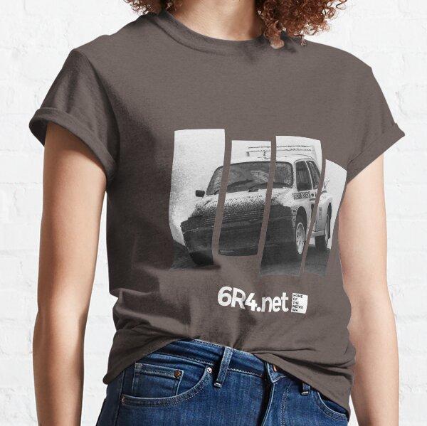 6R4.net - 6R4 Rallycross Classic T-Shirt