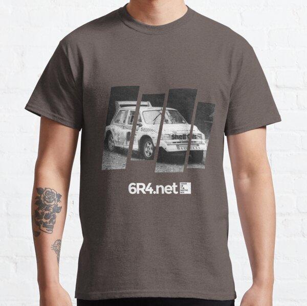 6R4.net - 6R4 Legends David Gillanders & Ken Rees Classic T-Shirt