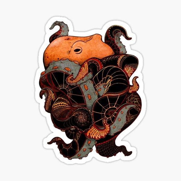 Kraken Sticker