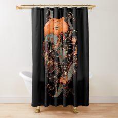 Kraken Duschvorhang