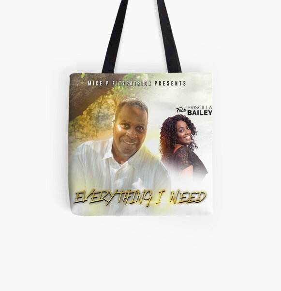 Everything I Need All Over Print Tote Bag