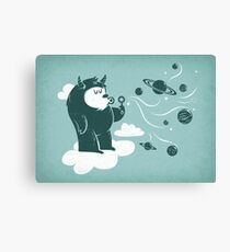 Universal Fun Canvas Print