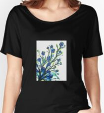 Forget-Me-Not - Flowers Women's Relaxed Fit T-Shirt