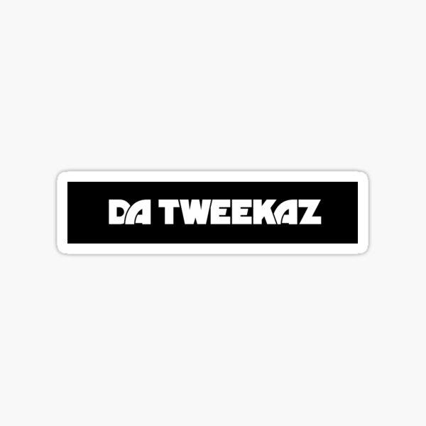 Da Tweekaz Logo Sticker