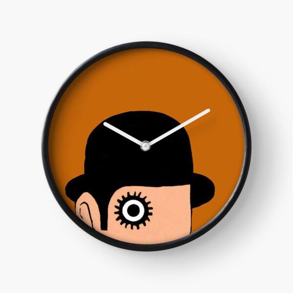 Un orange mécanique Horloge