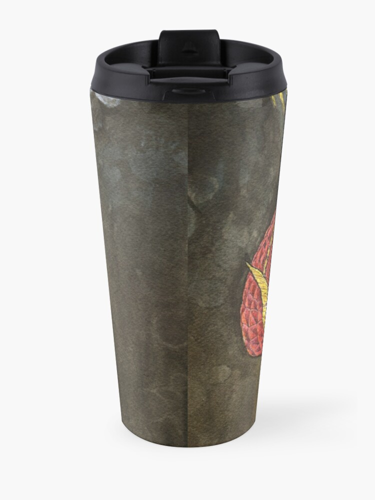 Alternate view of Breath of Death Travel Mug
