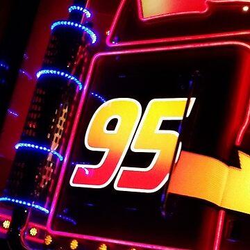 # 95 - Lightning Mcqueen by jay03042011