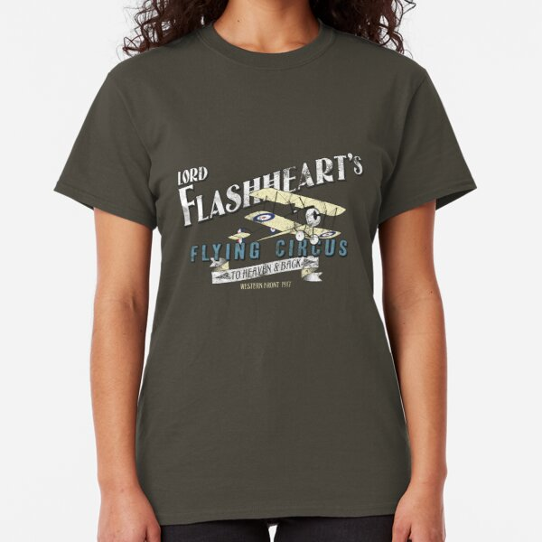 Flashheart's Flying Circus Classic T-Shirt
