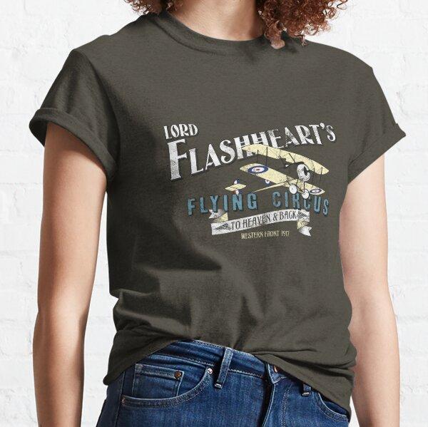 Flashheart's Flying Circus Classic T-Shirt