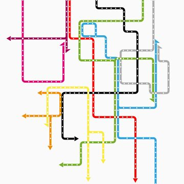Metro? by giancio
