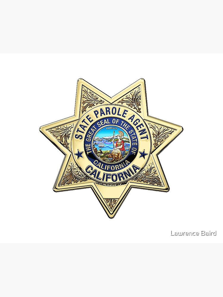 California Parole Officer by lawrencebaird