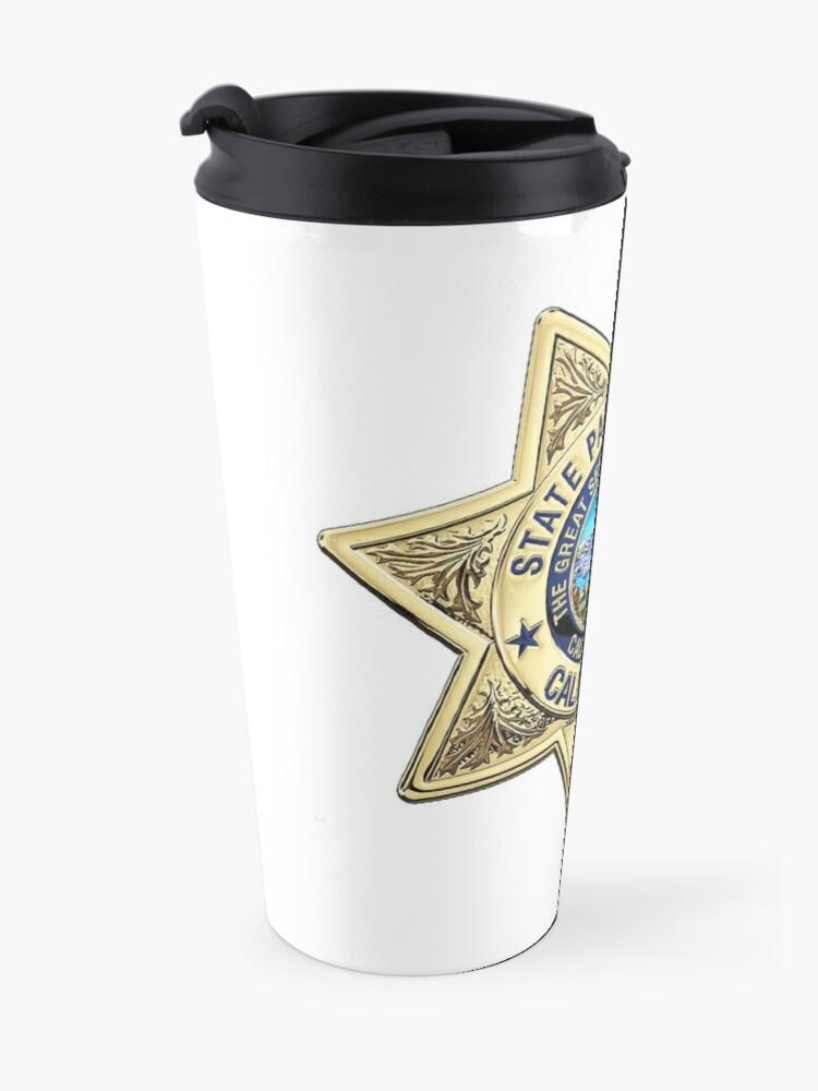 Alternate view of California Parole Officer Travel Mug