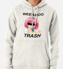 Weeaboo Trash Sweat à capuche épais