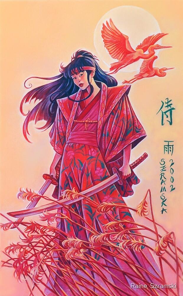 Samurai by Raine  Szramski