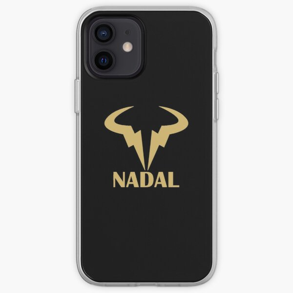 Rafael Nadal Logo Nadal Or Coque souple iPhone