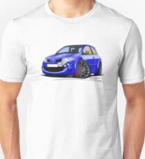 RenaultSport Megane 230 R26 F1 Team Blue Unisex T-Shirt