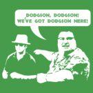 We've got Dodgson here! by Wetasaurus