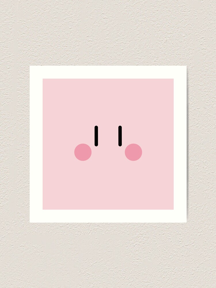 Clannad Dango Face Female Variant Art Print By The Third Redbubble