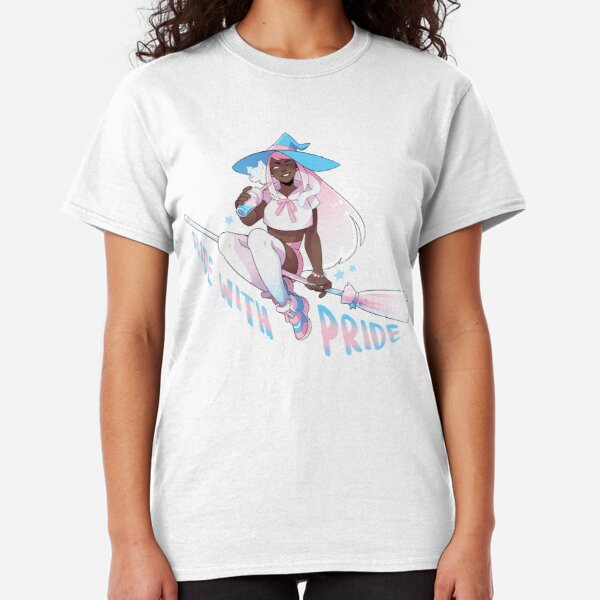 Ride with Pride - Transgender Classic T-Shirt