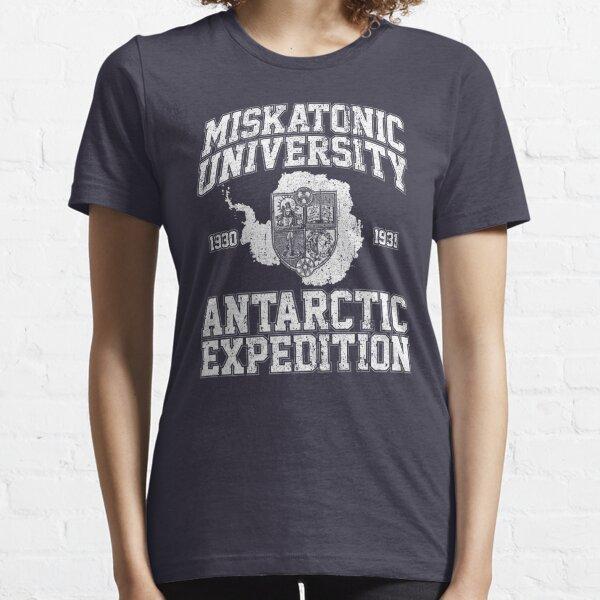Miskatonic University Antarctic Expedition Essential T-Shirt