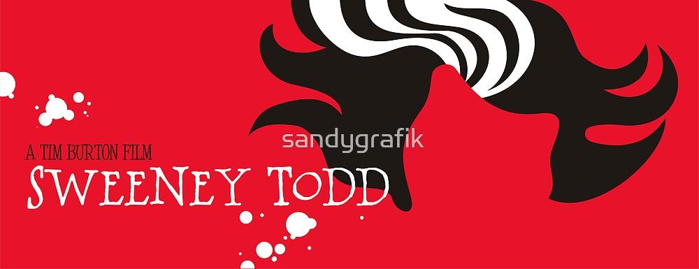 Sweeney Todd by sandygrafik