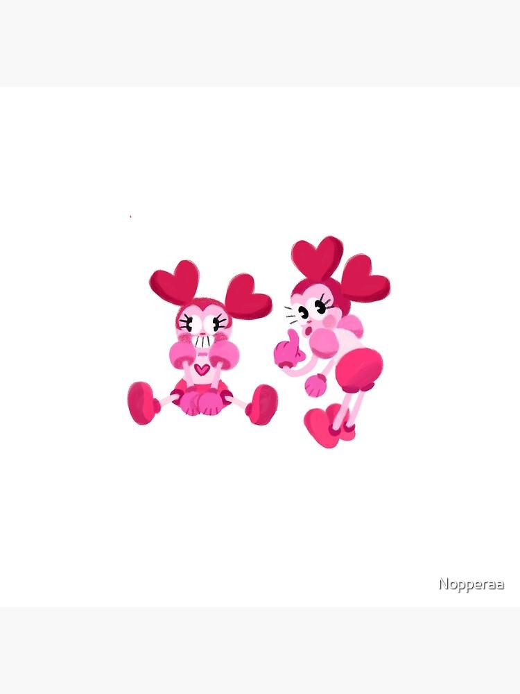 Goofy Spinel by Nopperaa