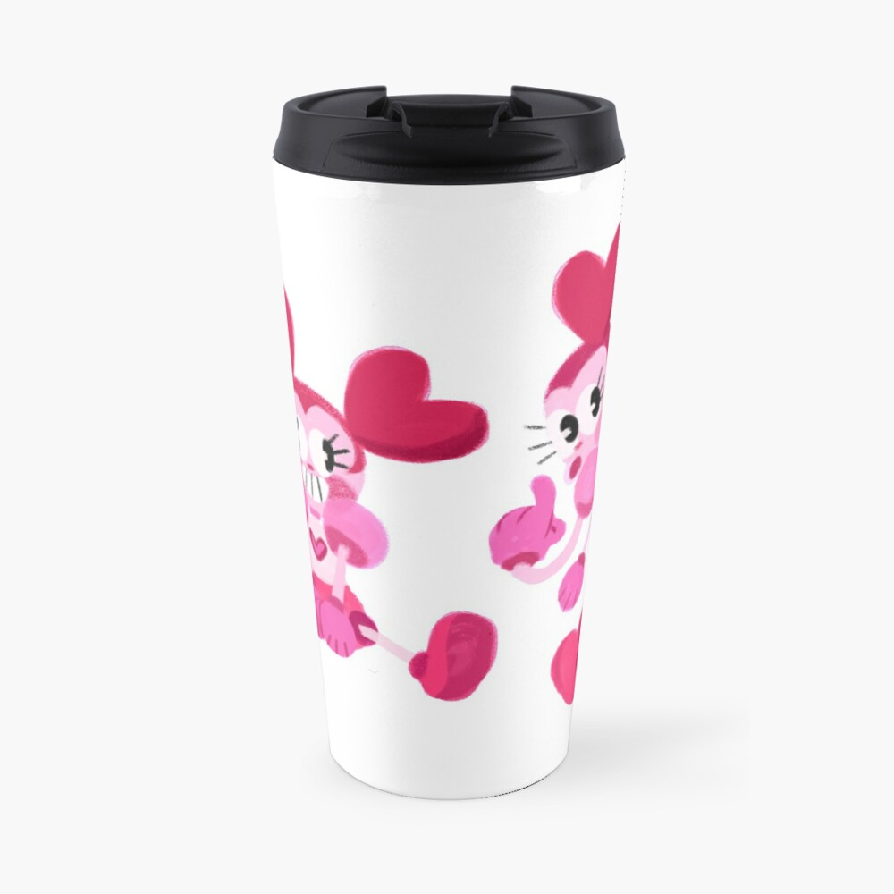Goofy Spinel Travel Mug