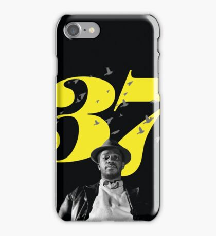 37th Byrd iPhone Case/Skin