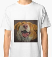 Laughing Dog Classic T-Shirt