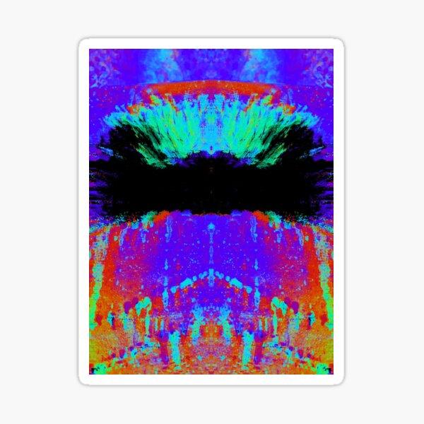 Distortion  Sticker