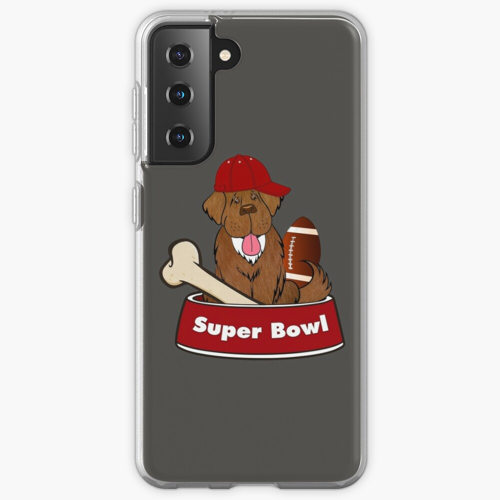 Ready for the Superbowl Dad! Case & Skin for Samsung Galaxy